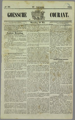 Goessche Courant 1862-05-19