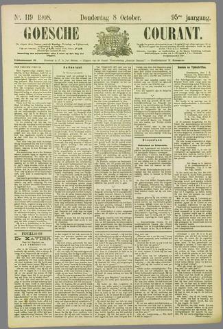 Goessche Courant 1908-10-08
