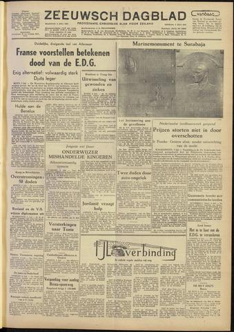 Zeeuwsch Dagblad 1954-07-06