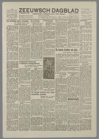 Zeeuwsch Dagblad 1947-04-25