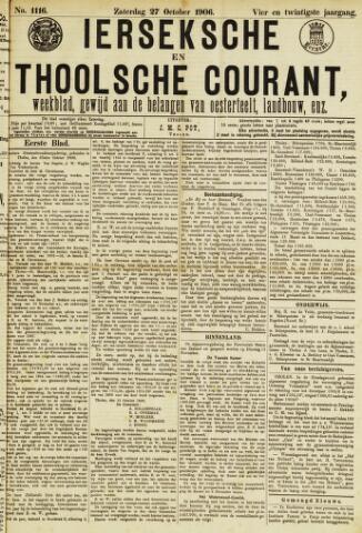 Ierseksche en Thoolsche Courant 1906-10-27