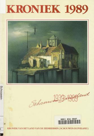 Kroniek van het Land van de Zeemeermin 1989-01-01