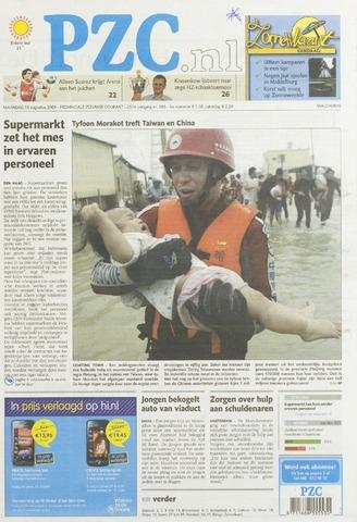 Provinciale Zeeuwse Courant 2009-08-10