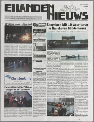Eilanden-nieuws. Christelijk streekblad op gereformeerde grondslag 2007-01-05
