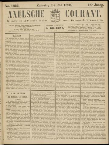 Axelsche Courant 1898-05-14