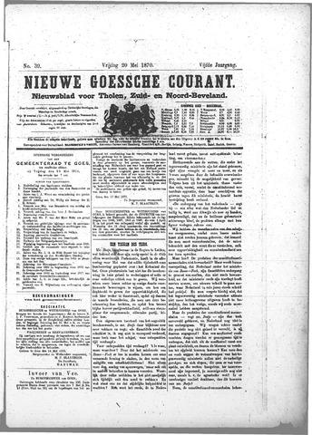Nieuwe Goessche Courant 1870-05-20