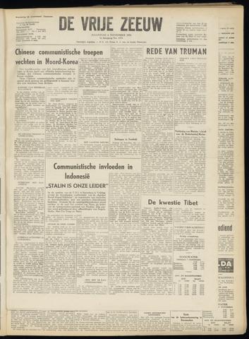 de Vrije Zeeuw 1950-11-06