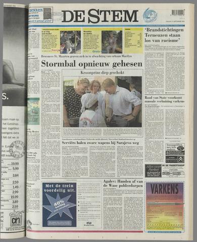 de Stem 1995-09-15