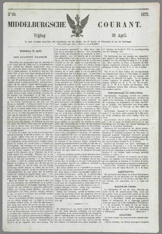 Middelburgsche Courant 1872-04-26