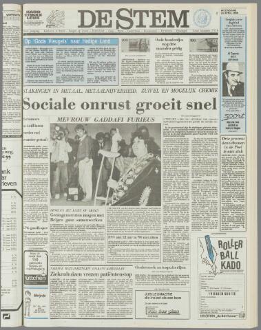 de Stem 1986-04-23
