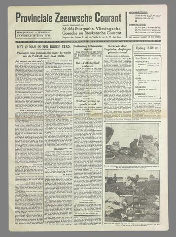 Provinciale Zeeuwse Courant 1940-06-29