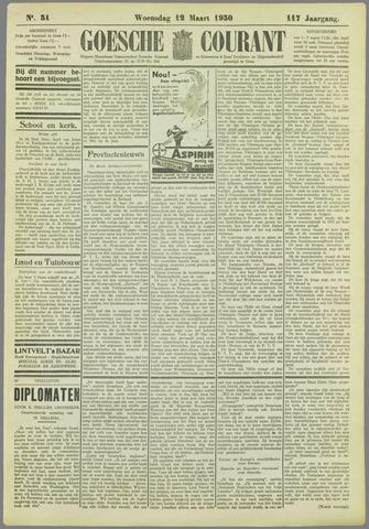 Goessche Courant 1930-03-12