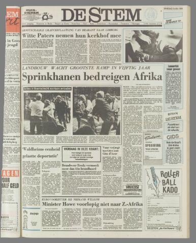 de Stem 1986-07-08