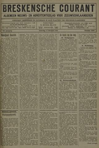 Breskensche Courant 1921-02-05