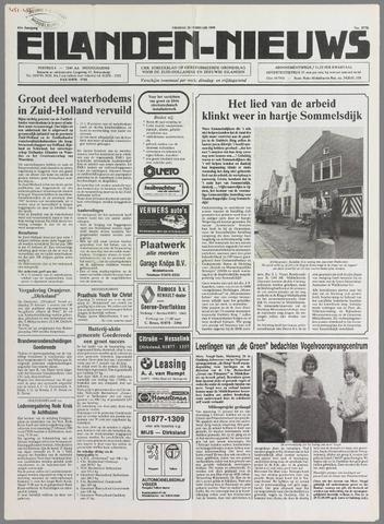 Eilanden-nieuws. Christelijk streekblad op gereformeerde grondslag 1989-02-24