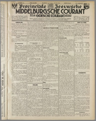 Middelburgsche Courant 1935-07-29