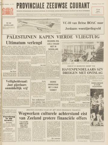 Provinciale Zeeuwse Courant 1970-09-10
