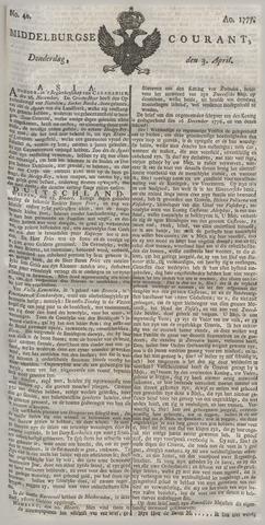 Middelburgsche Courant 1777-04-03