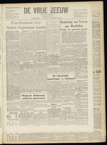 de Vrije Zeeuw 1951-04-10