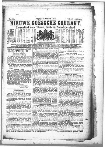 Nieuwe Goessche Courant 1878-10-18