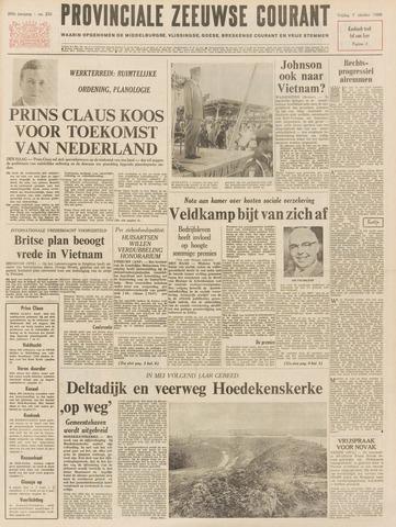 Provinciale Zeeuwse Courant 1966-10-07