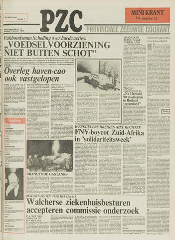 Provinciale Zeeuwse Courant 1977-01-14