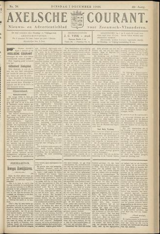 Axelsche Courant 1926-12-07