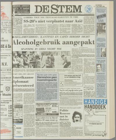 de Stem 1985-10-05