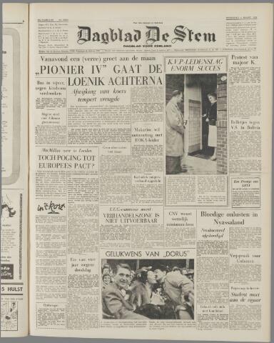 de Stem 1959-03-04
