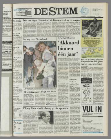 de Stem 1992-09-03