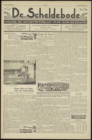 Scheldebode 1964-09-25
