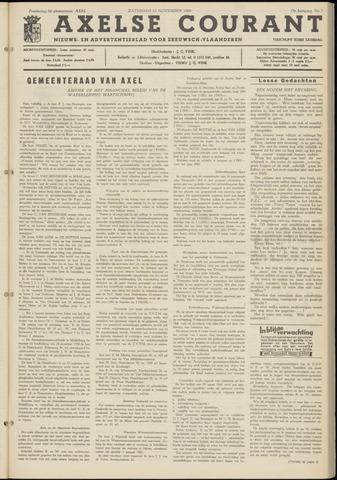 Axelsche Courant 1960-11-12