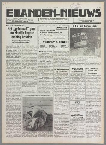 Eilanden-nieuws. Christelijk streekblad op gereformeerde grondslag 1976-12-07