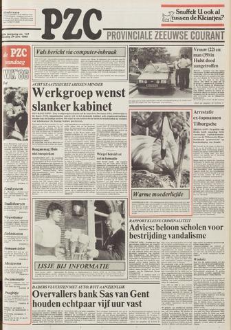 Provinciale Zeeuwse Courant 1986-06-24