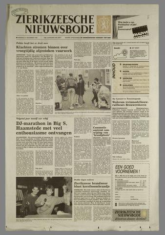Zierikzeesche Nieuwsbode 1991-12-31