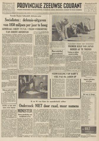 Provinciale Zeeuwse Courant 1960-06-22