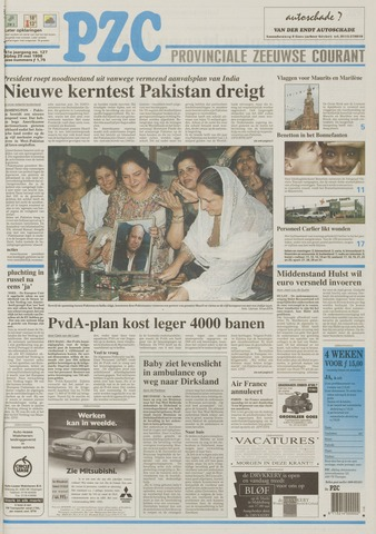 Provinciale Zeeuwse Courant 1998-05-29