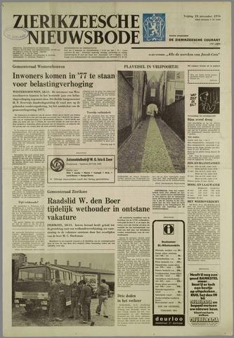 Zierikzeesche Nieuwsbode 1976-11-19
