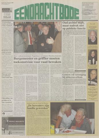 Eendrachtbode (1945-heden)/Mededeelingenblad voor het eiland Tholen (1944/45) 2004-01-15