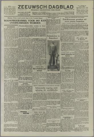 Zeeuwsch Dagblad 1952-11-26