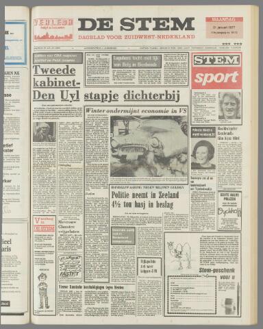 de Stem 1977-01-31
