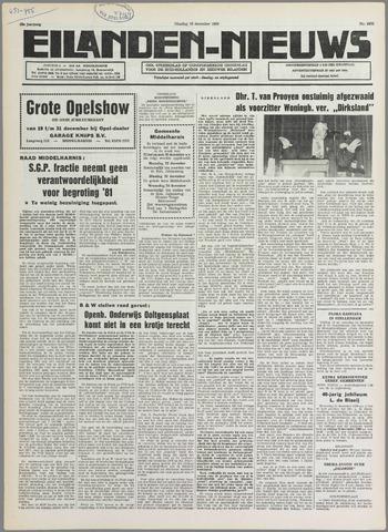 Eilanden-nieuws. Christelijk streekblad op gereformeerde grondslag 1980-12-16