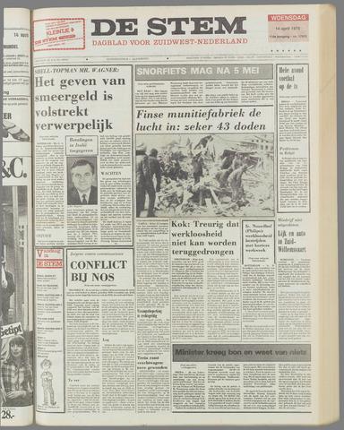 de Stem 1976-04-14
