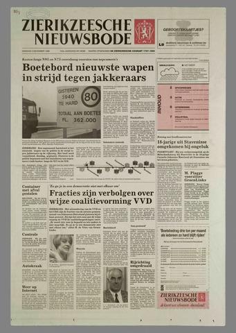 Zierikzeesche Nieuwsbode 1996-12-03
