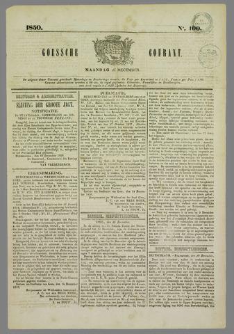 Goessche Courant 1850-12-16