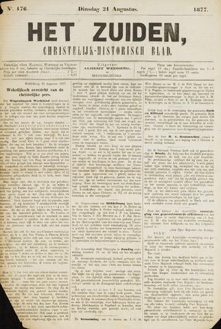 Het Zuiden, Christelijk-historisch blad 1877-08-21