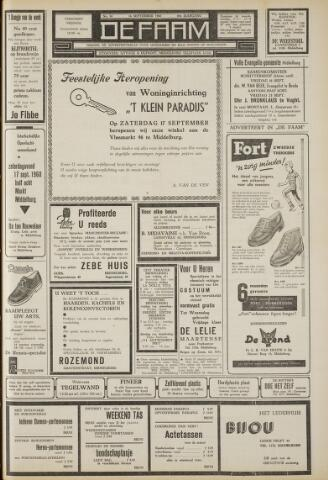 de Faam en de Faam/de Vlissinger 1960-09-16