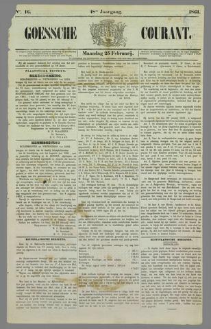 Goessche Courant 1861-02-25