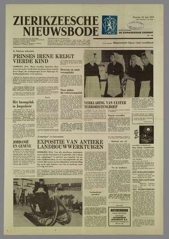 Zierikzeesche Nieuwsbode 1974-06-24