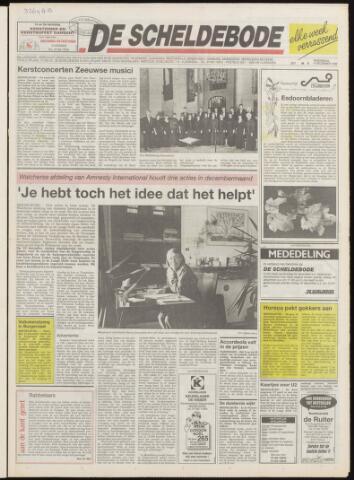 Scheldebode 1992-12-09